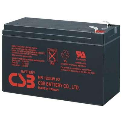 Batteries 12vV  7Ah Yuasa/CSB/Guston/Fiam image 2