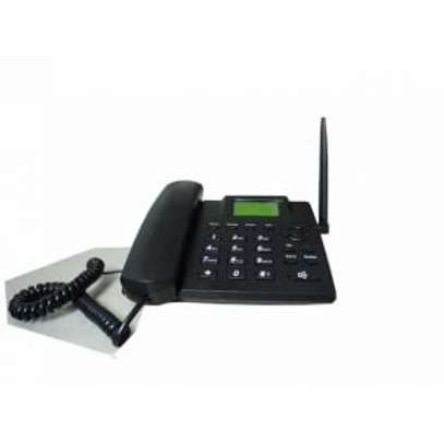 DESK TOP PHONES{OFFICE/HOME image 1