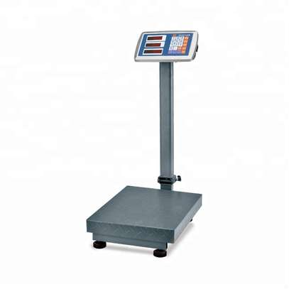 Computerised 150KG Weighing Scale image 1