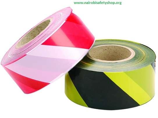 warning tape image 1