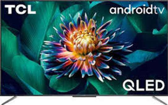 TCL 43 inches Q-LED Android Smart 4k Tv 43P715 image 1