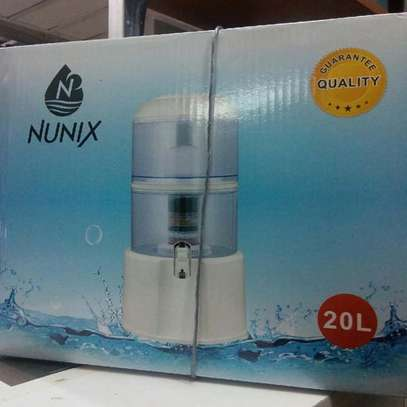 Nunix 20L Water Purifier With Dispensing Tap image 1