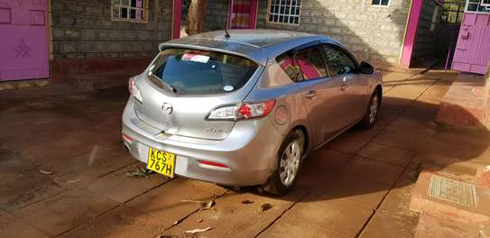 Mazda Axela for hire