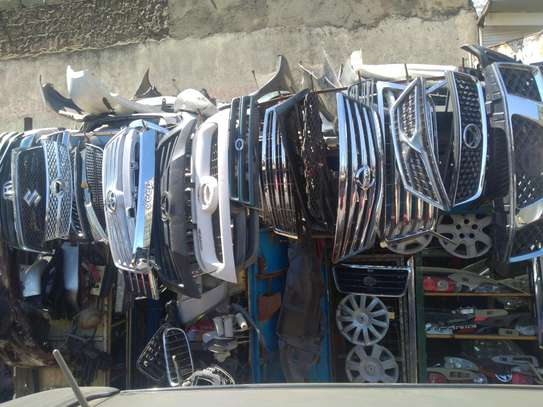 BAHATI SPARE PARTS; we have new varieties, welcome. image 12