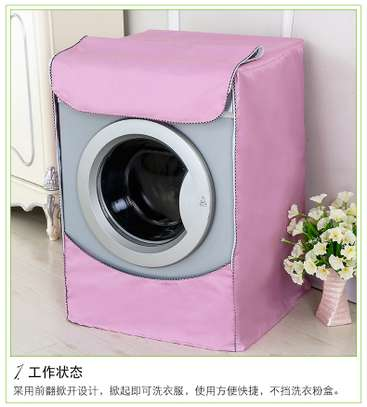 Laundry Machine Dust Cover Protection image 1