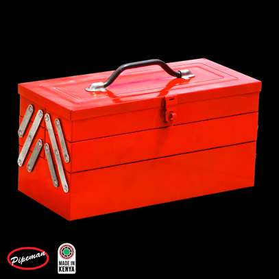 Pipeman, 5 Tray Toolbox image 1