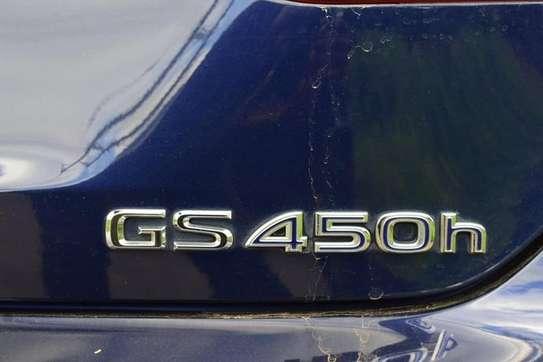 Lexus GS 450h image 9