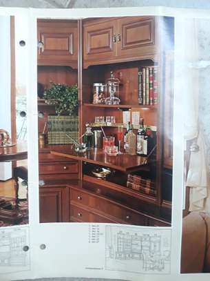 For Sale Antique Wall Cabinet Imported from Italy image 12