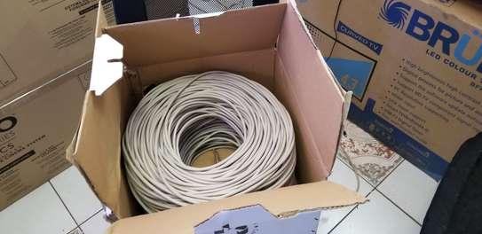 Target UTP LAN CAT6 305 Meter Cable image 1