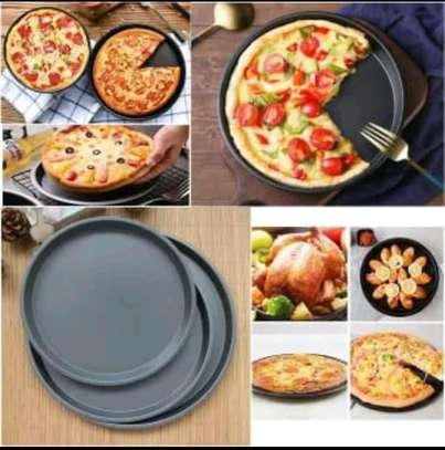 3pcs pizza pan image 1