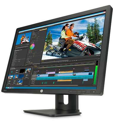 HP Tft 24 inch Wide  Monitor