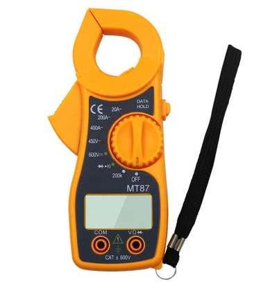 Meter Digital Clamp Meter MT87 image 1