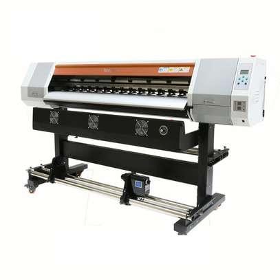 xp600 digital inkjet eco solvent printer flex banner printing. image 1