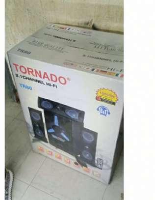 Brand New Tornado TR-80 Woofer image 1