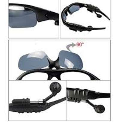 Bluetooth Sunglasses Anti-ray Stereo 4.1 Music Bluetooth image 15