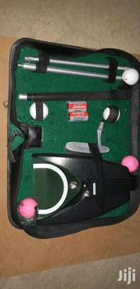 Golf Trainer Collapsible Travel Kit. image 2