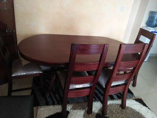 5 Piece Dinning Table Set image 2