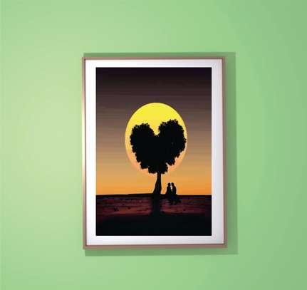 Love Frame Art image 1