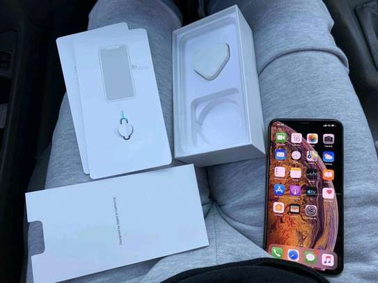 Apple Iphone Xs Max Gold 512 Gb And Iwatch Nike Edition image 3