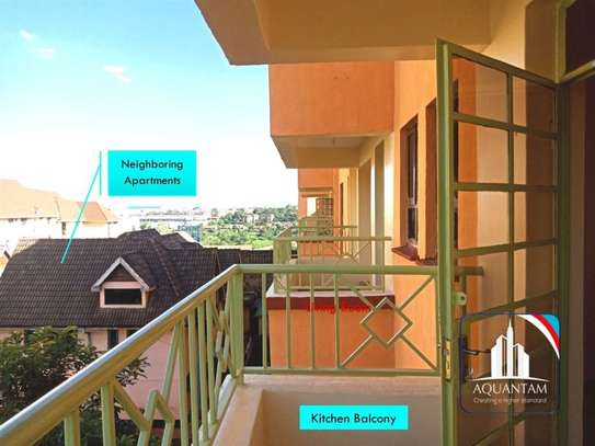 3 bedroom apartment for rent in Thika Road image 9