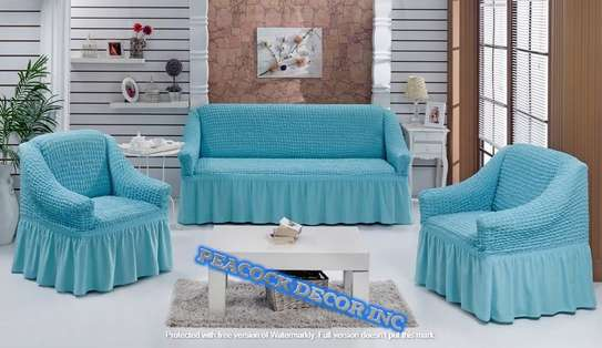 Ready Made Loose Covers 5 seater 11500/= image 9