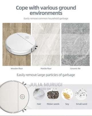 Smart Robot Vacuum Cleaner image 1