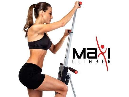 MAXI CLIMBER, exercise machine image 2