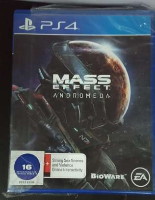 Electronic Arts Mass Effect Andromeda (PS4) image 1