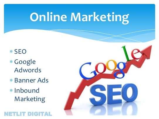 Web Pay Per Click (PPC) advertising in Kenya image 1