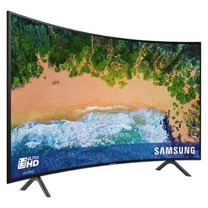 New 49 inches Samsung Curved UHD-4K Smart Digital TVs 49RU7300 image 1