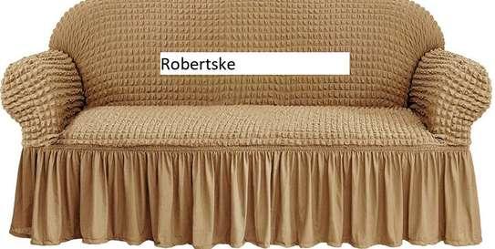 Jacquard Sofa Covers image 1