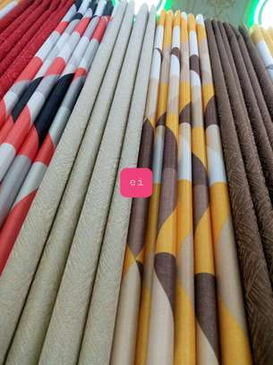 CURTAINS,SHEERS IN DIFFERENT COLOURS image 2