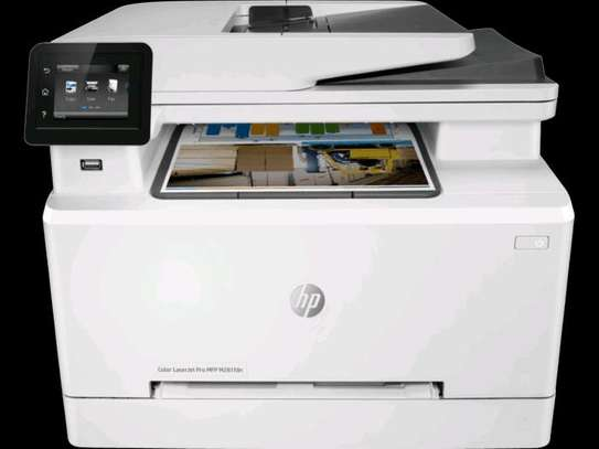 HP Color LaserJet Pro MFP M281fdn Print Copy Scan fax Wireless Printer image 5