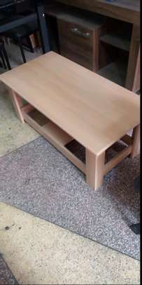 Built-in coffee table for apartment image 1