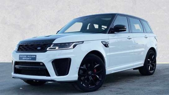 Land Rover Range Rover Sport image 1