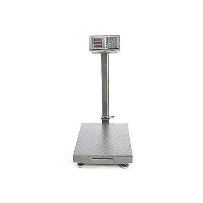 COMMERCIAL HEAVY DUTY 100KG DIGITAL WEIGHING SCALE image 2