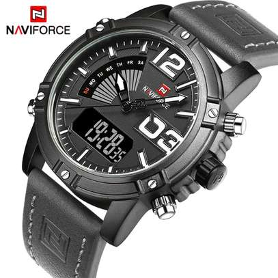 Naviforce Digital Analogue  Watch image 1