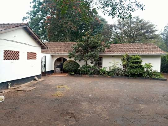 4 bedroom house for rent in Loresho image 18