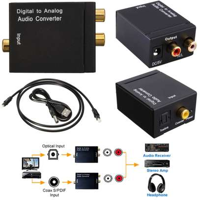 Audio Converter Digital to Analog image 1