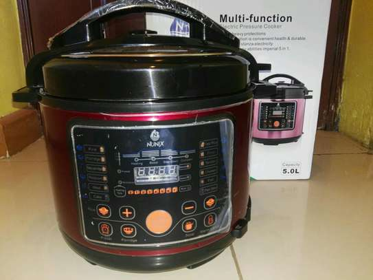 5litres Electric Pressure Cooker image 1