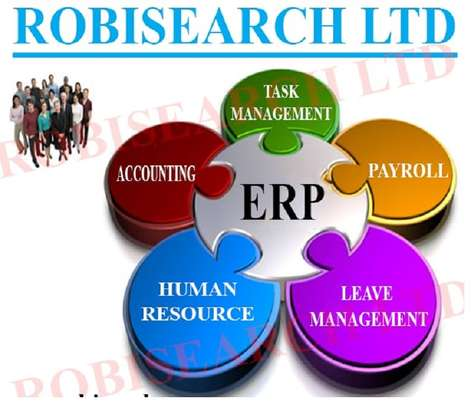 ERP Enterprise Resource Planning Software image 1