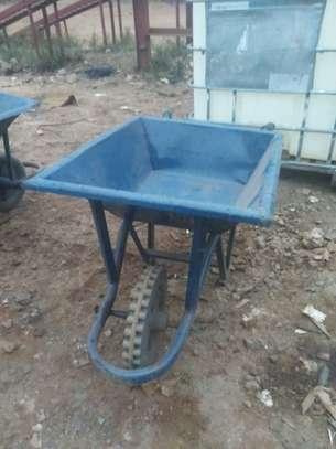 Affordable wheelbarrow image 1