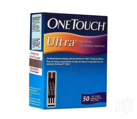 One Touch Strips (Select,Select Plus& Ultra)