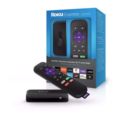 Brand New ROKU Express - 5X more powerful HD Streaming (2017) image 4