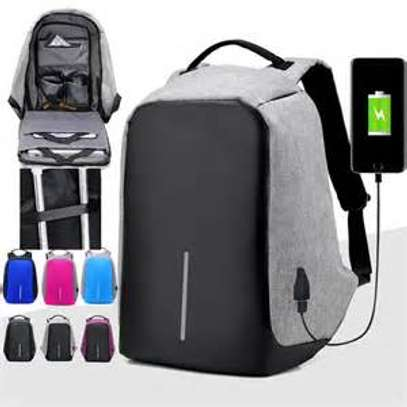 Anti Theft Laptop Back Pack Bags image 1