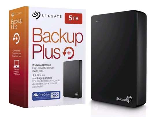 5Tb Seagate ext hdd