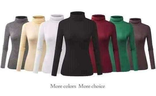 Pull neck tops image 2