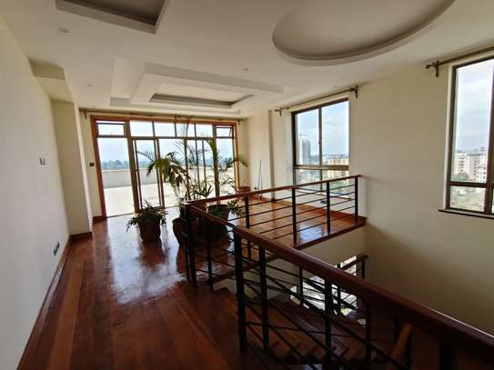 4 bedroom apartment for rent in Kileleshwa image 8