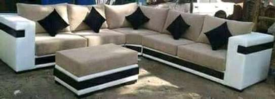 6 seater L shape seat