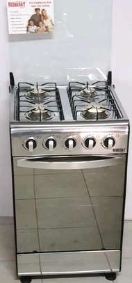 Gas cooker/Free stand gas with Oven/4pc burner gas stove image 2